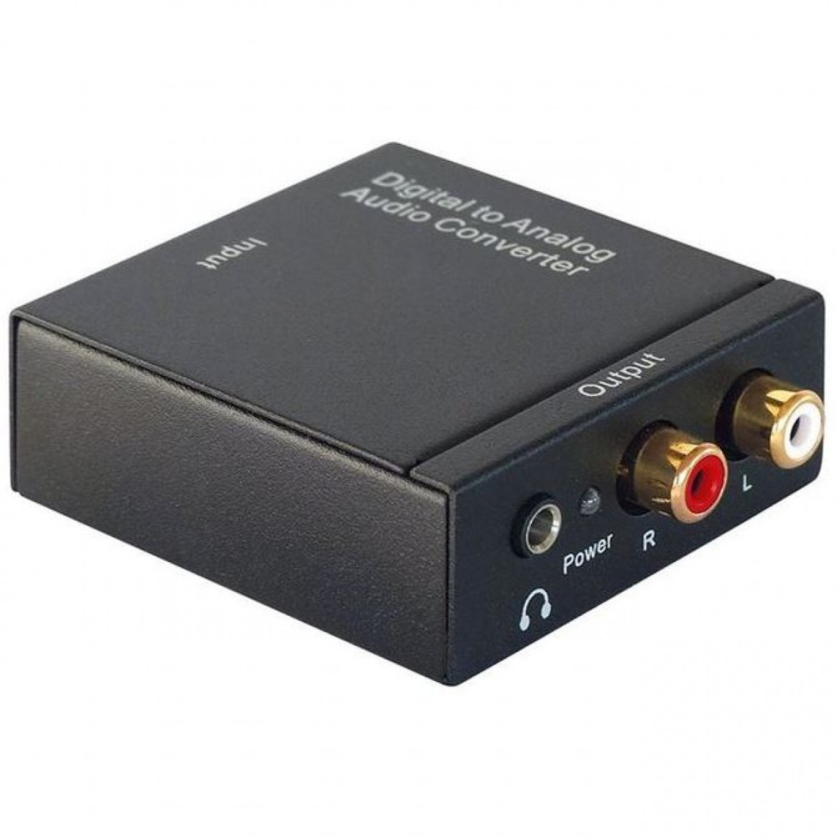 Digital/Analog Audio Wandler | Elektronik für jedermann