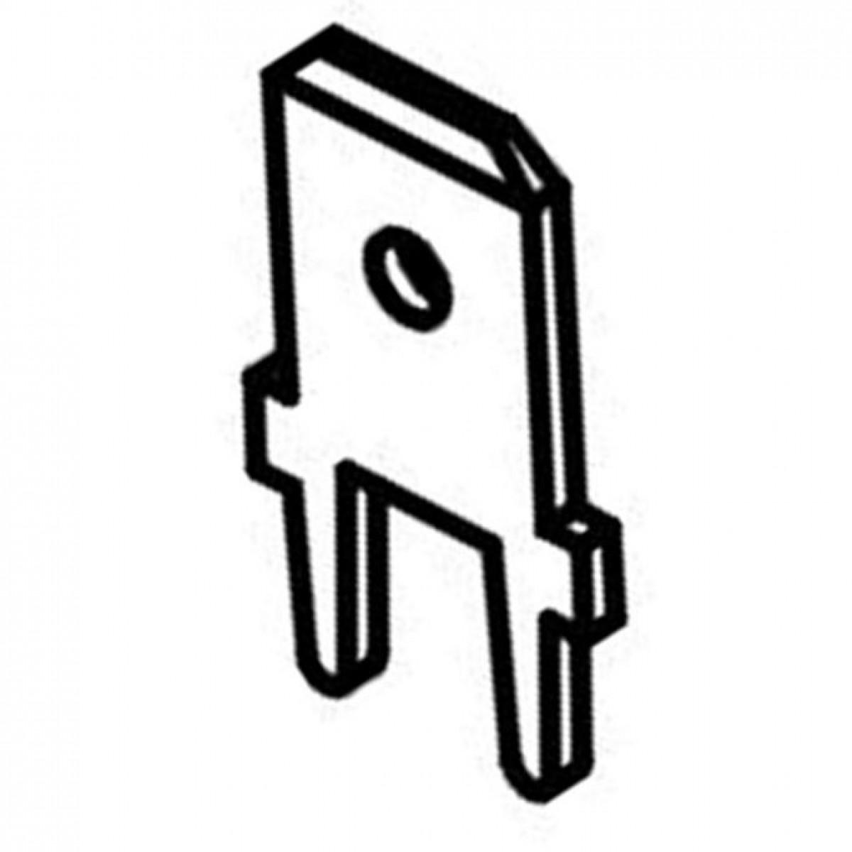 Flachstecker | Elektronik für jedermann
