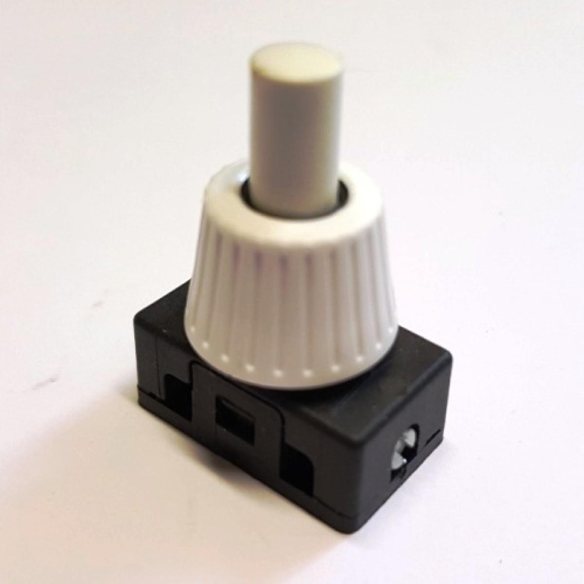 Druckschalter Halslänge 12mm | Elektronik für jedermann