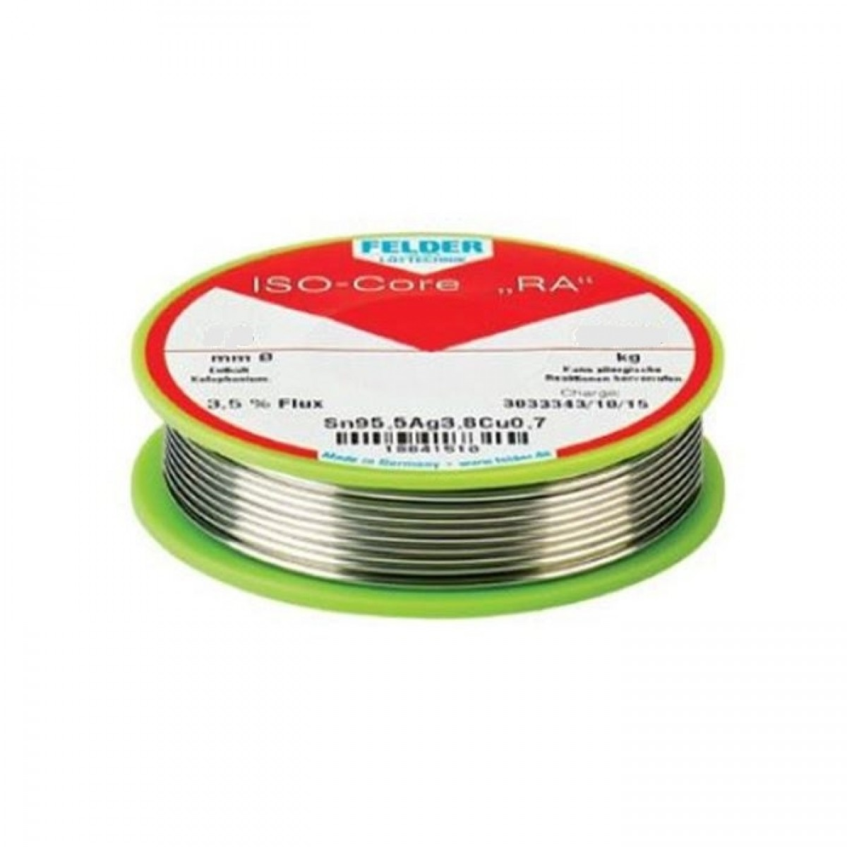 Felder ISO-Core® Lötdraht Ø1mm 100g bleifrei | Elektronik für jedermann