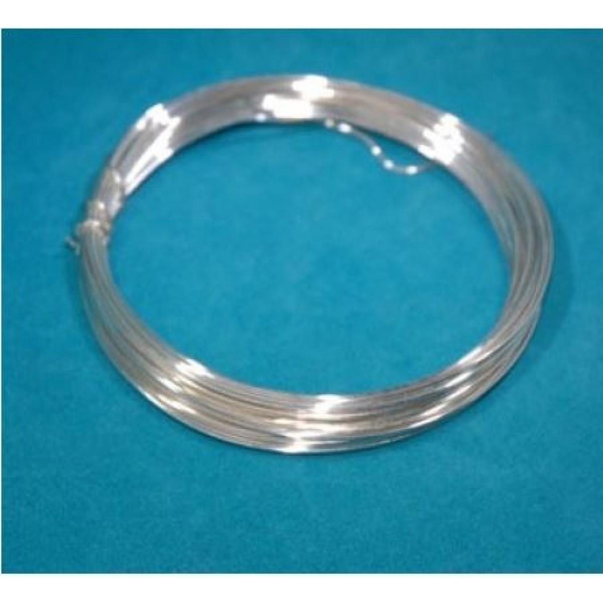 Versilberter kupferdraht 1mm elektronik f r jedermann for Silberdraht kaufen