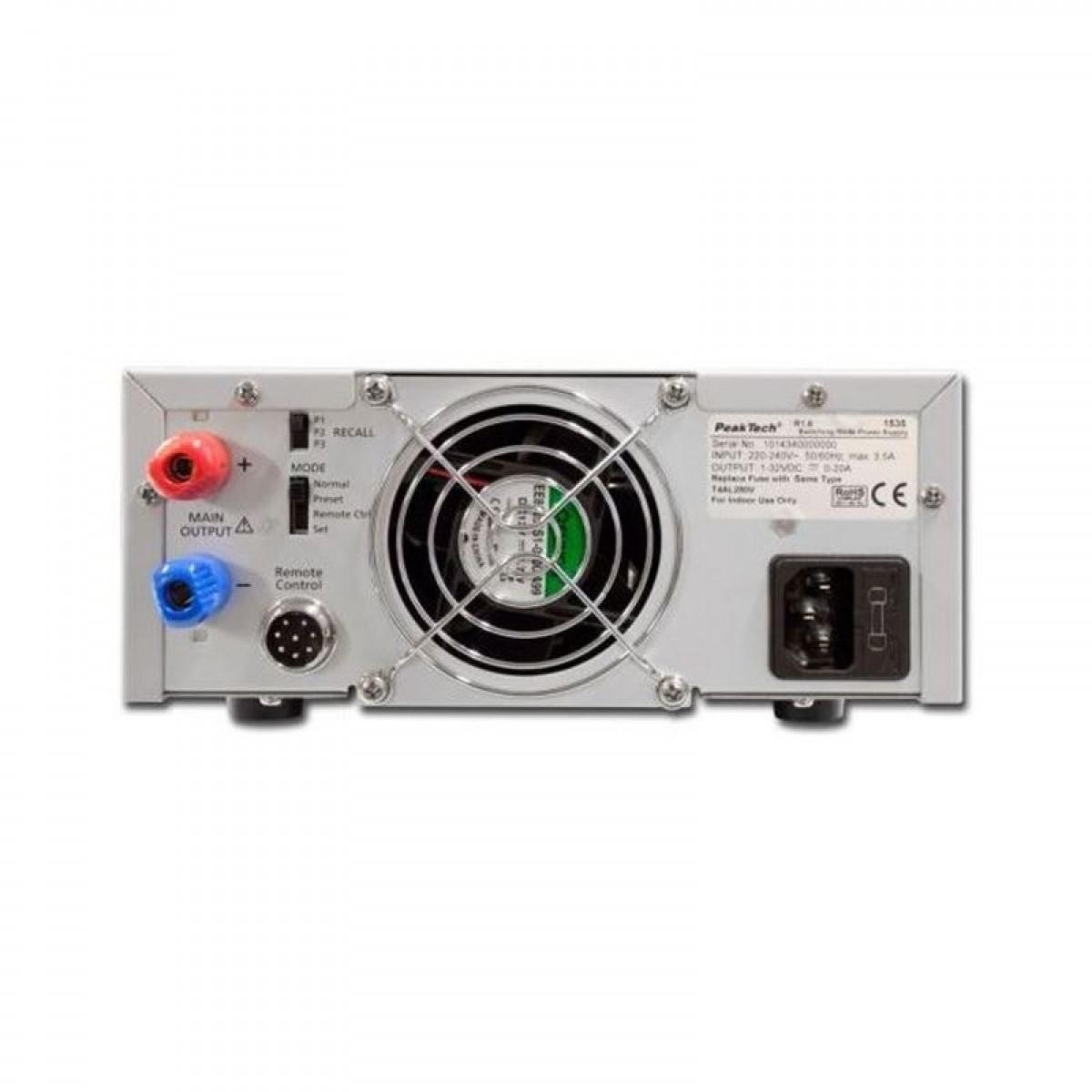 PeakTech® 1535   Elektronik für jedermann