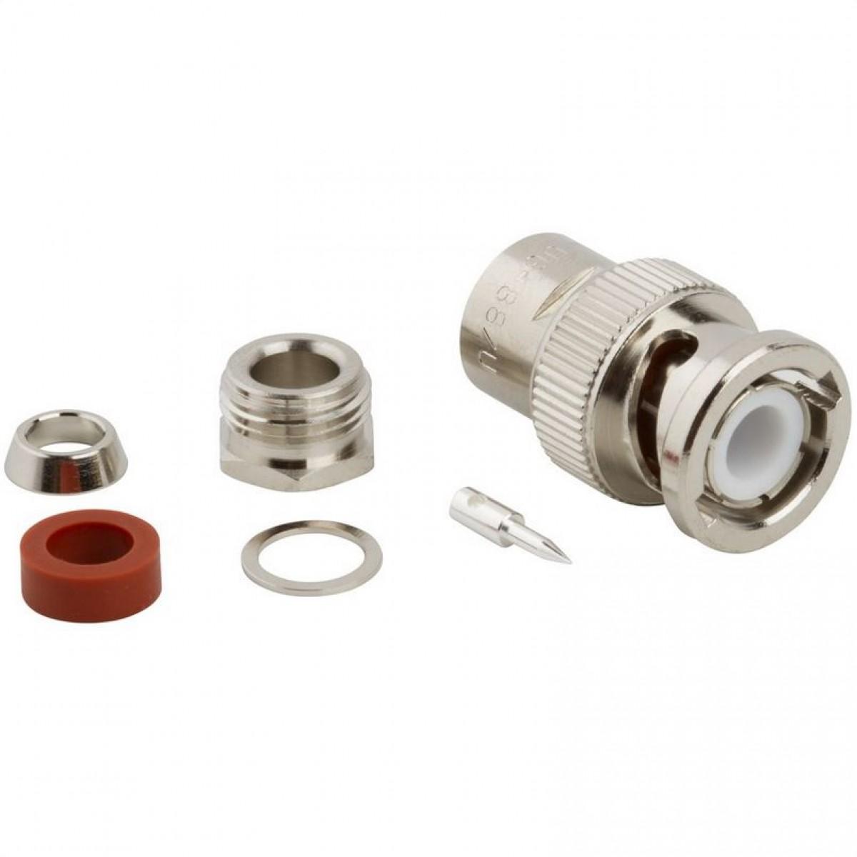 Aphenol BNC-Kabelstecker UG88/U | Elektronik für jedermann