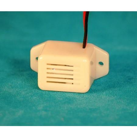 Piezo-Signalgeber 9-15VDC 80dB 25mA 0,4kHz