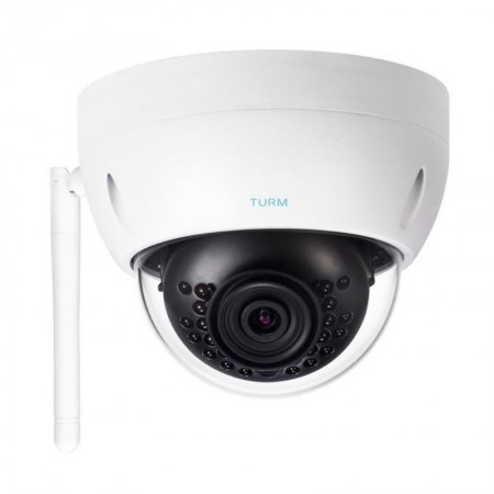 WLAN 4MP IP Dome Kamera 4MP mit 20m Nachtsicht