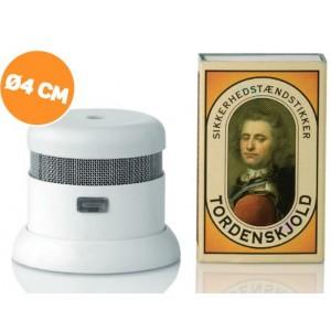Fotoelektrischer Mini-Rauchwarnmelder Top Design 5 Jahre-Batterie
