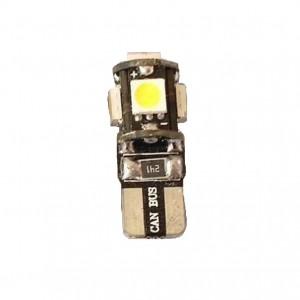 LED-Kleinlampe T10 12V CANBUS kaltweiß
