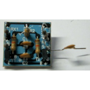 Kemo B187 Signal Injektor Prüftongenerator 1000Hz 6-12VDC (Bausatz)