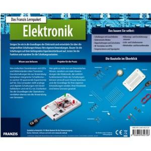 Lernpaket Franzis Verlag Einstieg in die Elektronik