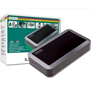 Digitus DA-70580 - externes Festplattengehäuse 3.5, SATA auf eSATA / USB 2.0