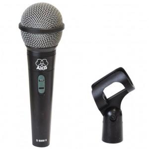 Gesang Mikrofon bei mükra electronic