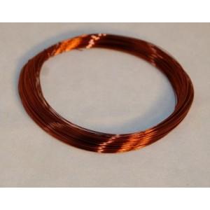 Kupferlackdraht Ø 0,4mm² 23m Ring