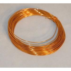 Kupferlackdraht Ø 0,8mm² 10m Ring