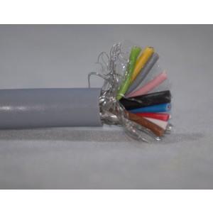 PVC-Steuerleitung 8x0,5mm² Meterware