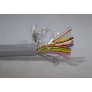 PVC-Steuerleitung 16x0,14mm² Meterware