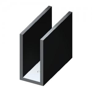 Profilkühlkörper für Zementwiderstände 11W 35x30,4x12,3mm