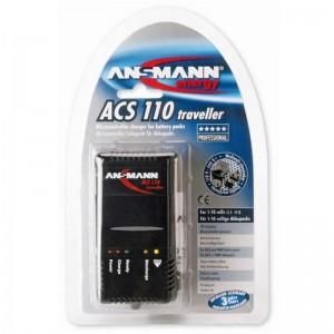 Ansmann® Steckerladegerät ACS110Traveller