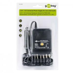 Goobay® Kfz-Spannungswandler 12-24V 2A