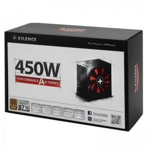 Xilence XN081 Netzteil Performance A+ III Series 450W