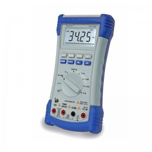 PeakTech® 3425 Digitalmultimeter ~ 6.000 Counts ~ 1000VDC 700VAC ~ 10A AC/DC