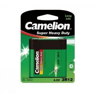 Camelion 3R12 Zink-Kohle Super Heavy Duty 4,5V-Flachbatterie