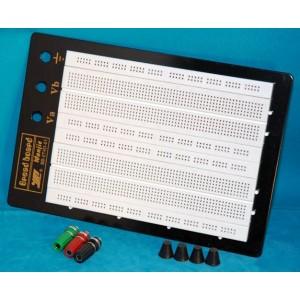 Wanjie electronic BB-2T4D-01 Laborsteckboard 1280/400 Kontakte