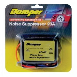 Bumper B070C Entstörfilter 20A Brummfilter Störgeräuschfilter