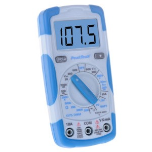 PeakTech® 1075 Digital-Multimeter 3 ½-stellig