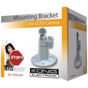 König SEC-BRACK40 Kamerahalter für Überwachungskamera