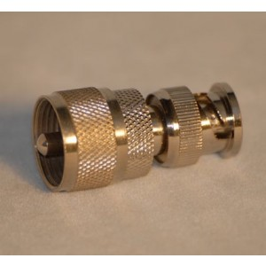 BNC/UHF-Adapter bei mükra electronic