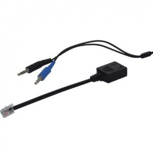 Headset+Telefon Allround sowohl für den PC als auch fürs Telefon