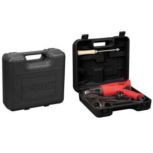 Heissluftpistole + Zub. 2000W 2-Stufig im praktischen Koffer
