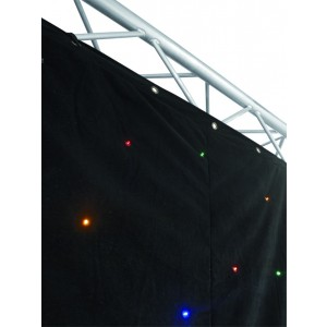 Eurolite® CRT-120 LED-Vorhang DMX-gesteuert