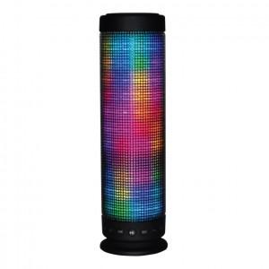 Soundlab A183F Tragbare Bluetooth Lautsprecher 20W Lichteffekt Aux/SD