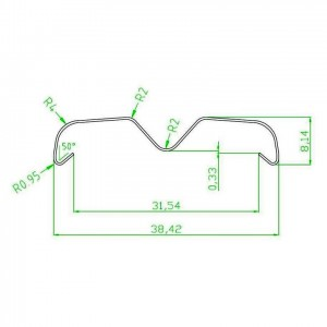 Transistorhalteklammern für TO-220 SOT-32