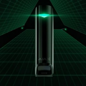AJAX MotionProtect Vorhang-Bewegungsmelder