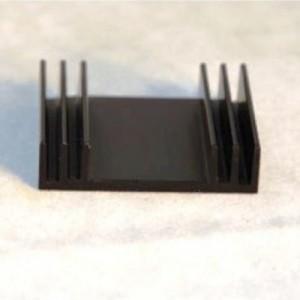 "Alutronic ""PR35"" Standard-Profilkühlkörper mit versenkter Montagefläche"