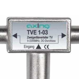 Axing TVE 1-03 Antennenverteiler