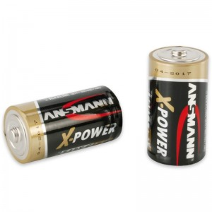 Alkaline X-Power-Batterie Baby C / LR14 / 1.5V