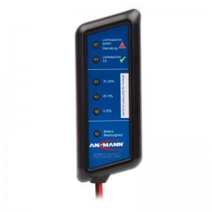 Testgerät zur Prüfung von 12V Kfz-Starterbatterien