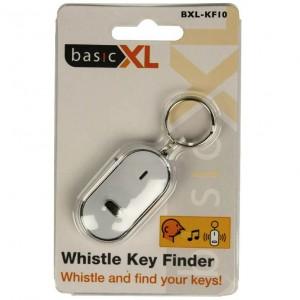 BXL-KF10 Schlüsselfinder LED-Licht Piepton Key-Finder Plastik/Metall