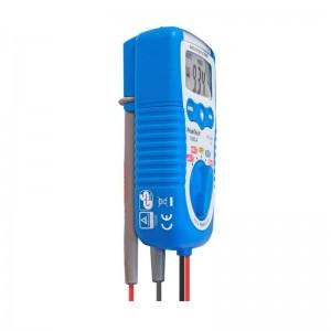 PeakTech® 1020A Digitalmultimeter ~ 2000 Counts ~ mit Sicherungsautomatik und LED-Taschenlampe