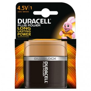 Duracell® MN1203 Plus Power Alkali-Mangan 3LR12 4,5V Batterie