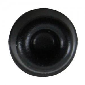Gerätefüße schwarz rund Ø 22,3mm selbstklebend