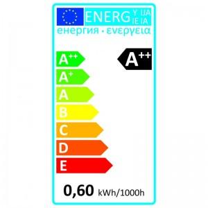 LED-Soffittenlampe 12V/0,6W 45Lm 6000K Canbus