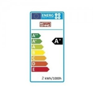 LED Filament Glühfaden Kerze 2 Watt warmweiß E14