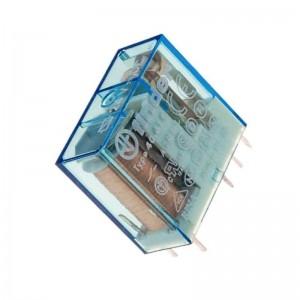 Finder Printrelais 1-Wechsler 24V 10A 220Ω RM3,5mm