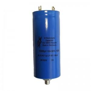 FTCAP Elektrolytkondensator 10000µF 100VDC