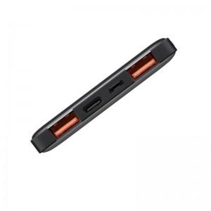 Powerbank QC-3 15Ah superschnelle Ladetechnik mit QC3.0 und USB-C™