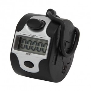 Velleman CNT2 Digitaler Handzähler 0-9999 5-stellig